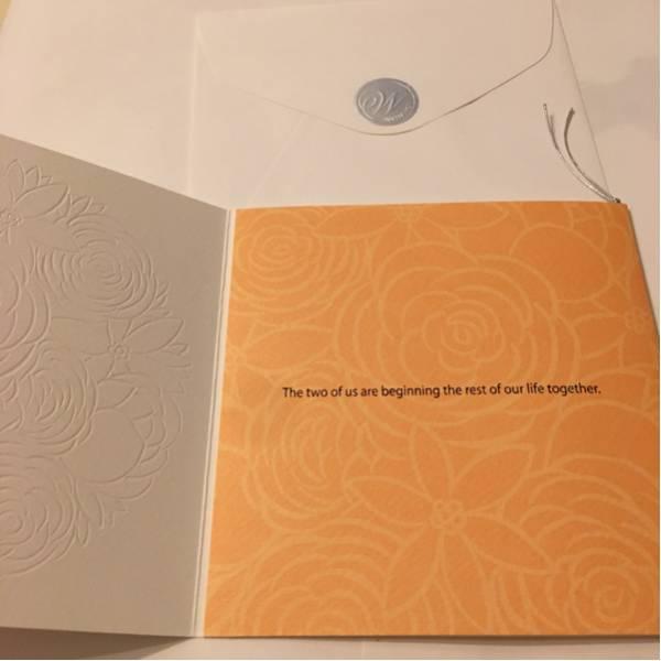 結婚式 招待状 WEDDING INVITATION Bojagicard grendy158 新品 披露宴 wedding party 洋装 和装 人気商品!_画像2