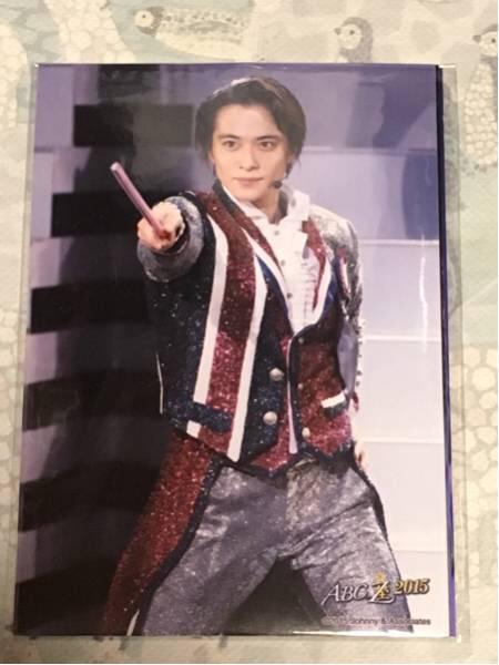 ABC-Z 戸塚祥太さん舞台写真