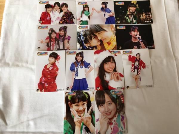 たこやきレインボー たこ虹 公式 生写真 12枚セット 清井咲希等