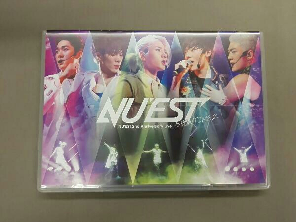 NU'EST 2nd Anniversary Live SHOWTIME2 ライブグッズの画像