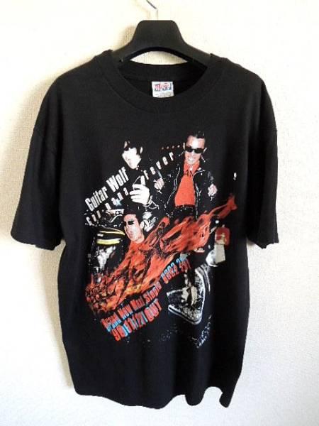 GuitarWolf ギターウルフ 98s 環七フィーバー Tシャツ L 極美品