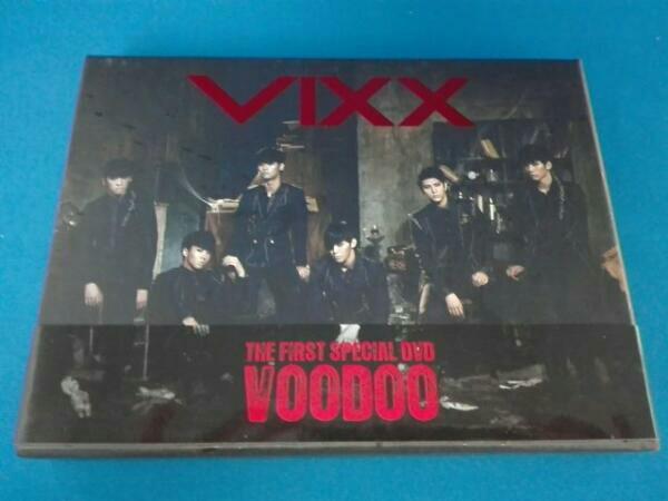 VIXX THE FIRST SPECIAL DVD VOODOO ライブグッズの画像