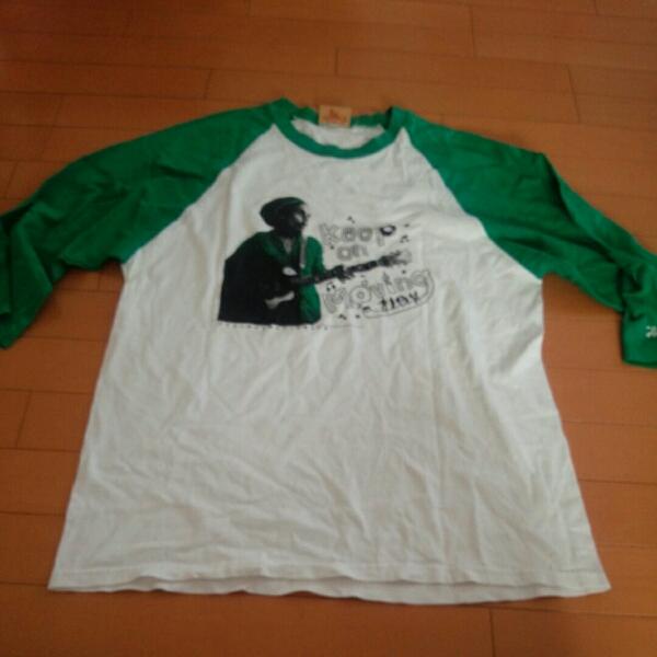 ボブマーリー 七分Tシャツ レゲエ reggae rock ジャマイカ