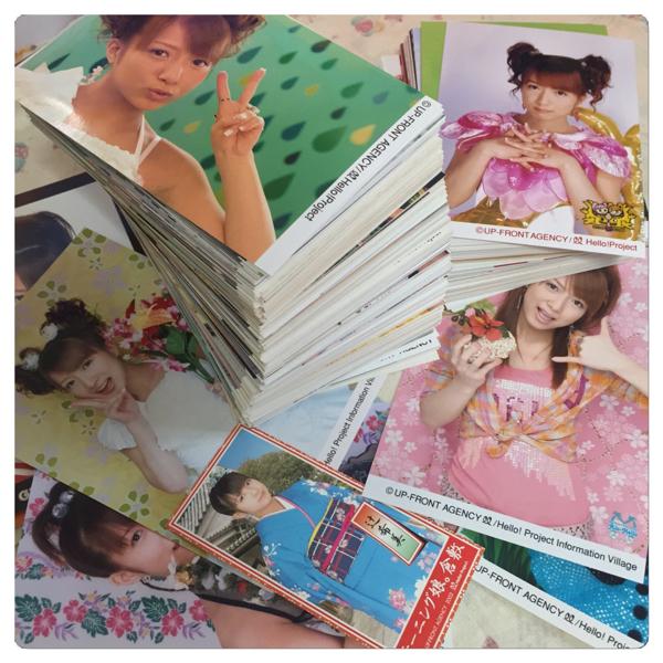 505枚以上 公式生写真 ファイル付 辻希美 モーニング娘 ハロプロ