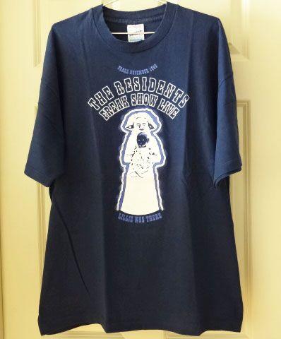 The Residents レジデンツ 90s ビンテージ ツアーTシャツ