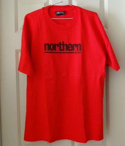 Northern Uproah ノーザンアップロアー 90s ビンテージ Tシャツ
