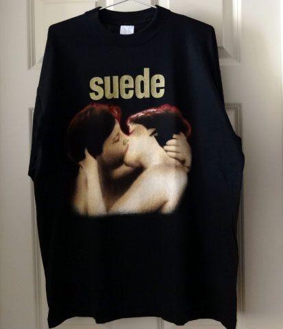 Suede スウェード 90s ビンテージ オリジナル Tシャツ