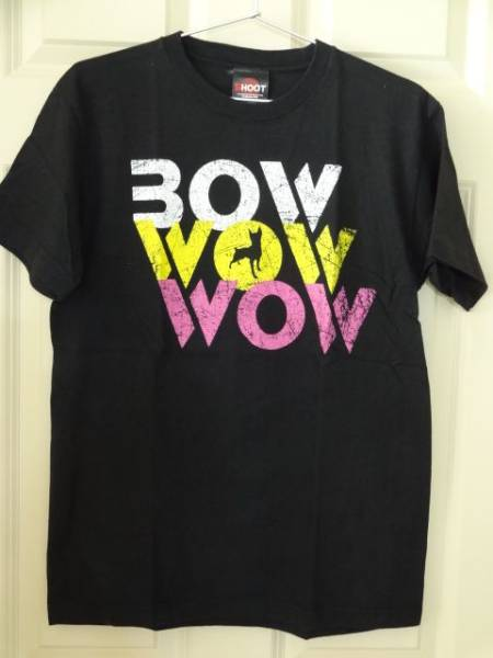bow wow wow バウ・ワウ・ワウ 80s Tシャツ