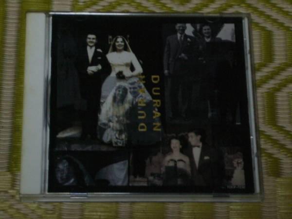 デュラン デュラン DURAN 2 ザ・ウェディング・アルバム(中古)/ TOCP-7230 DURAN DURAN  _画像1