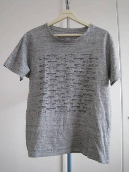 テンベア TEMBEA 魚柄Tシャツ M