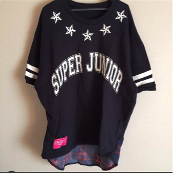 Super Junior スーパージュニア SJ トレーナー M グッズ SS5 ライブグッズの画像