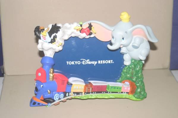 TDR ディズニー ダンボ フォトフレーム 写真立て ディズニーグッズの画像
