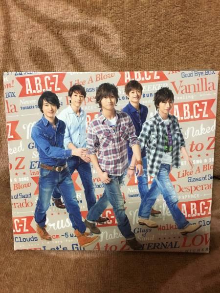 A.B.C-Z from ABC to Z 5stars限定盤☆2CD+DVD帯付き アルバム