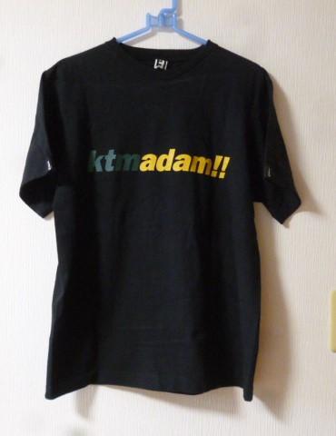 ケツメイシ KTM MADAM 2005 夏 ツアー フェス Tシャツ☆