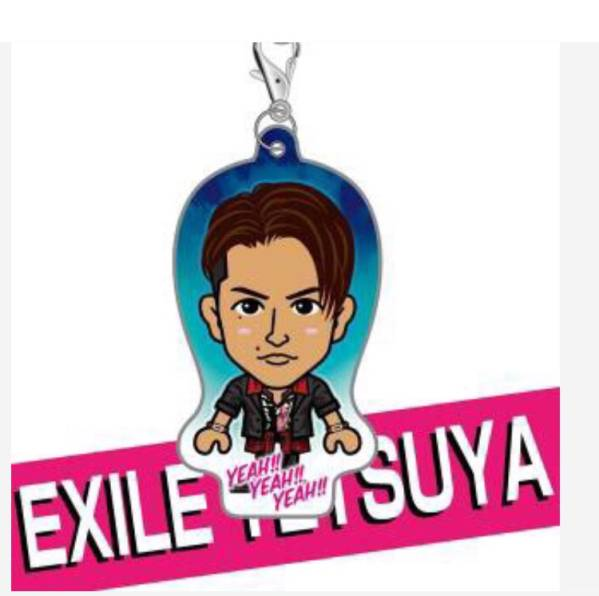 EXILE THE SECOND★TETSUYA YYY クリーナー トラステ15th