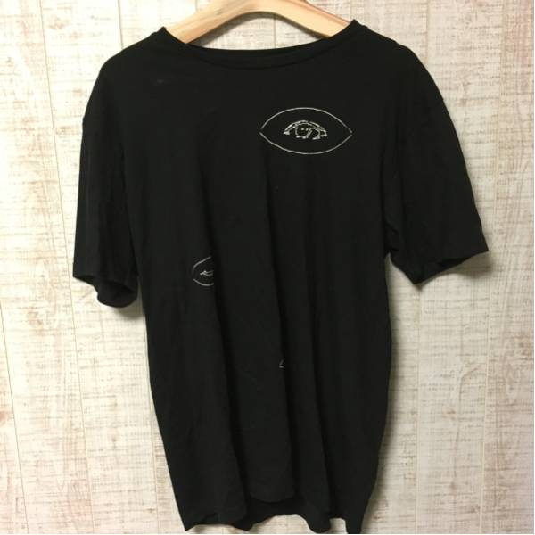 【レアグッズ】クリープハイプ まばたきの葉Tシャツ XLサイズ ライブグッズの画像