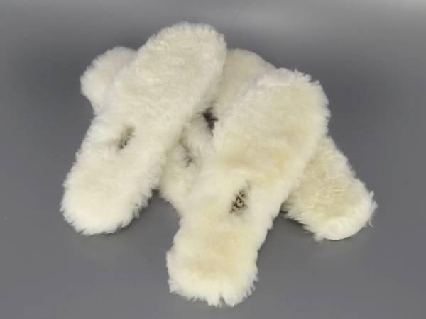 UGG INSOLE x 2ムートンインソール 防寒 中敷 ムートンボア 保温 二足セット 23 6 23.5 emu 革靴 ムートン レザーブーツ にも装着可能