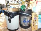 即使用OK アサヒ氷冷式ビールサーバー 洗浄セット付き