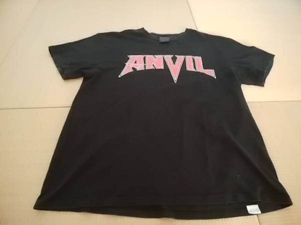 Anvil アンヴィル Logo TシャツM~Lサイズ