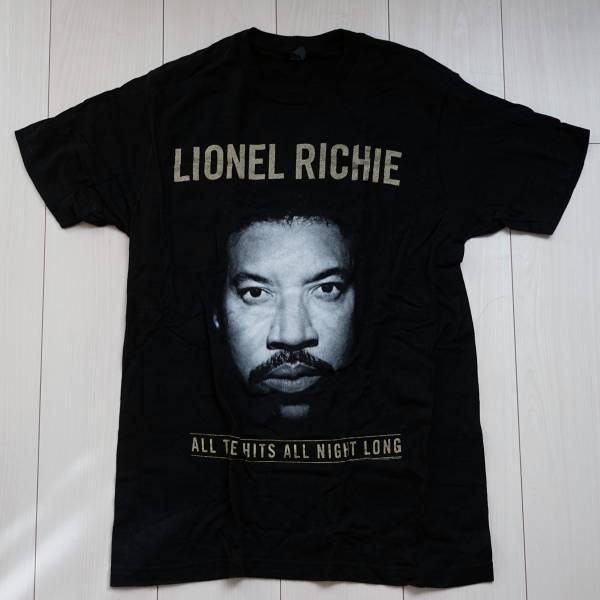 公式!Lionel Richie Tシャツ/ライオネルリッチーR&BSOUL RAP TEE