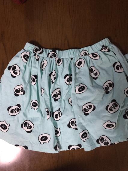 夢眠ねむ×Candy Stripperコラボ ぴょこみみスカート