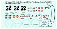 Fein Design Modell 1/24 1968 M