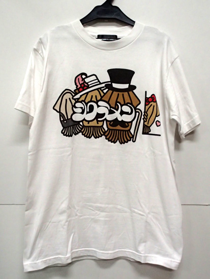★シクラメン スルメ Tシャツ