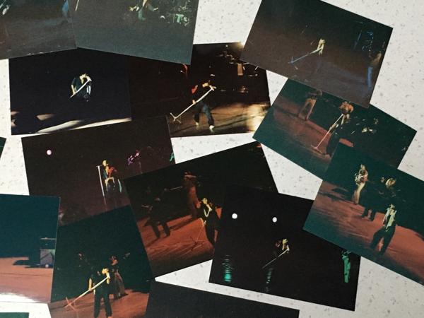 ☆矢沢永吉☆ The One Night Show 1979 ☆ 生写真&ネガセット