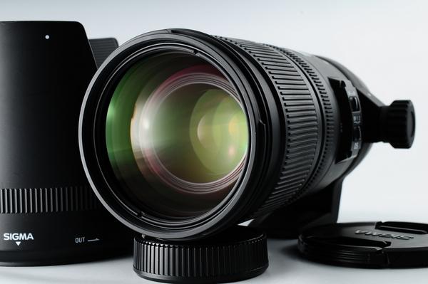 ★極上美品★SIGMA APO 50-150mm F2.8 EX DC OS HSM ニコン用