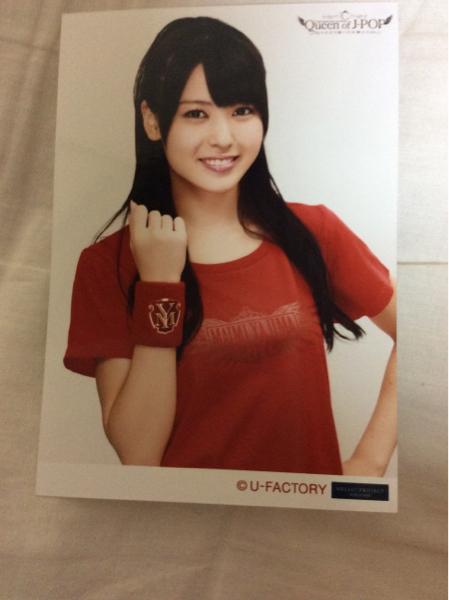 ℃-ute 矢島舞美 生写真 コンサートツアー2013秋ソロTシャツ特典