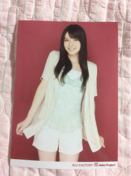 矢島舞美 2L生写真 Cutie Circuit 2012 9月10日は℃-uteの日限定