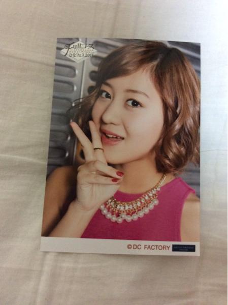 ℃-ute 萩原舞 生写真 ひなフェス2014 通販限定