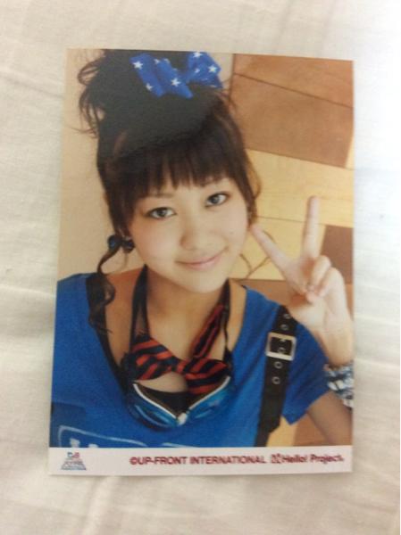 萩原舞 生写真 ℃-ute&スマイレージ プレミアムライブ 限定3
