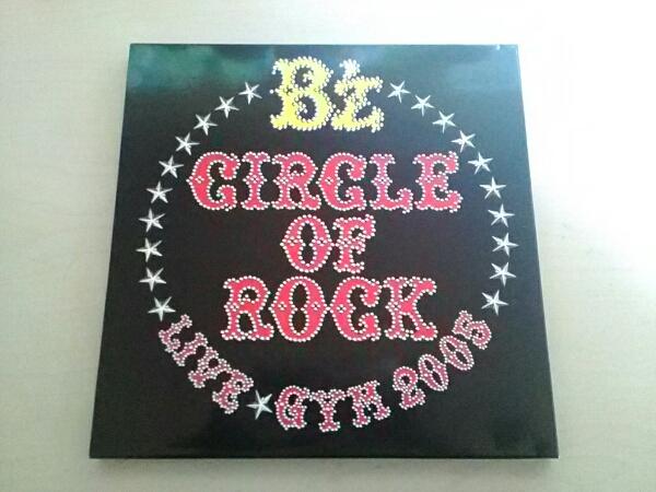 即決&送料0円 B'z パンフ 2005 CIRCLE OF ROCK 中古 稲葉 松本