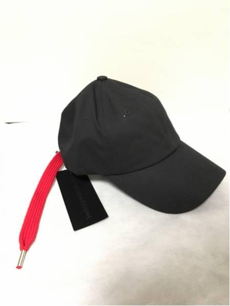正規 PEACEMINUSONE SHOELACE CAP キャップ GD着 vetements
