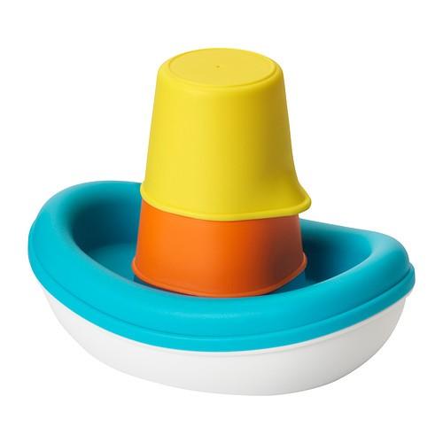 【激レア】IKEA お風呂のおもちゃ 新品タグ付き_画像1