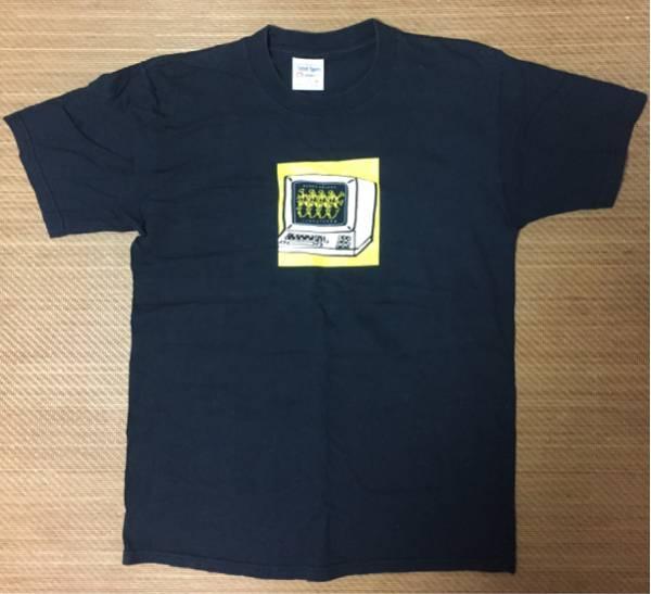 電気グルーヴ コンピューターワールドパロディTシャツ Mサイズ ライブグッズの画像