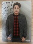 【送料無料】チャン グンソク ときラブ カード ☆☆★007