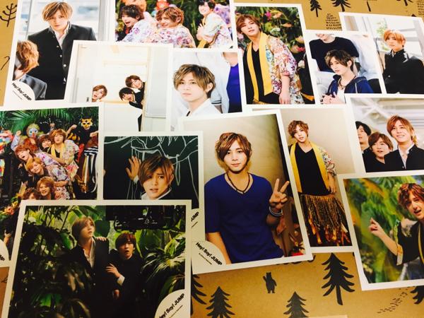 ☆山田涼介 公式写真28枚 Hey! Say! JUMP☆ コンサートグッズの画像