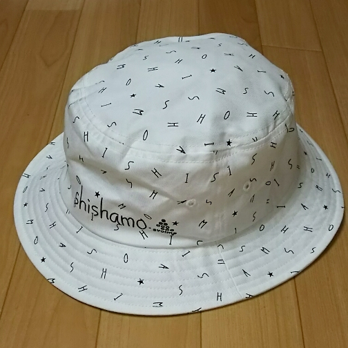 SHISHAMO svolme 帽子 ハット 完売