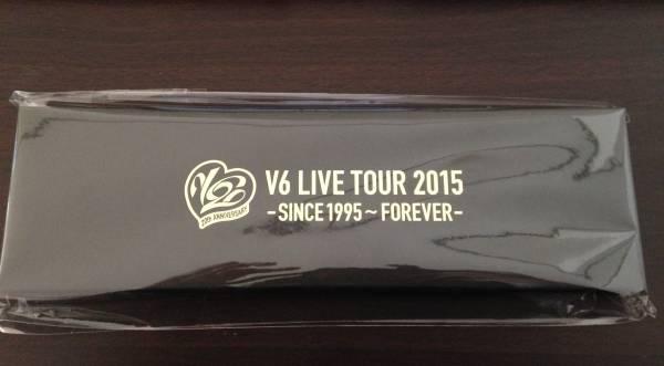 V6 20周年コンサート代々木限定グーズ コンサートグッズの画像