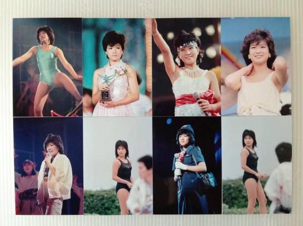 レア☆堀ちえみ写真Lサイズ16枚セット