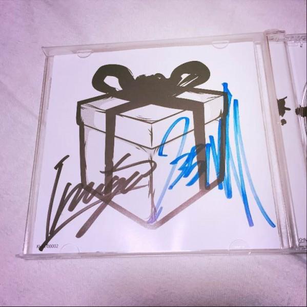 カイワレハンマー BETABOX 直筆サイン入り CD マホト imiga