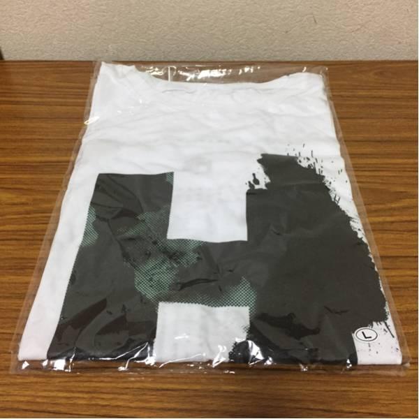 the HIATUS Tシャツ 白 Lsize 早い者勝ち 細美武士 ハイエイタス ライブグッズの画像