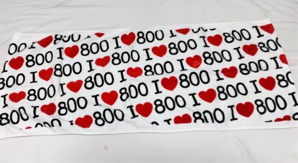 MONGOL800 モンパチ I Love 800 タオル