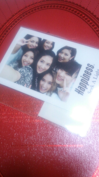 E-Girls Happiness Seek A Light フォトカード 特典 グッズ SAYAKA YURINO 藤井夏恋 楓 MIYUU スダンナ ライブグッズの画像