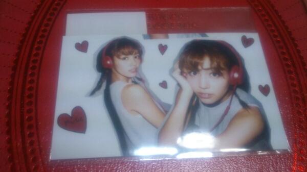 E-Girls Happiness 楓 フォトカード 特典 グッズ