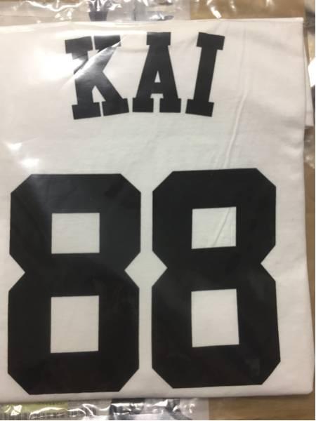 【定価以下即決】 EXO 公式グッズ カイ KAI ソウルコン Tシャツ