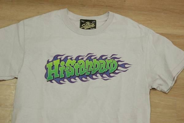 ◆ハイスタンダード HiSTANDARD プリントTシャツ(S)◆