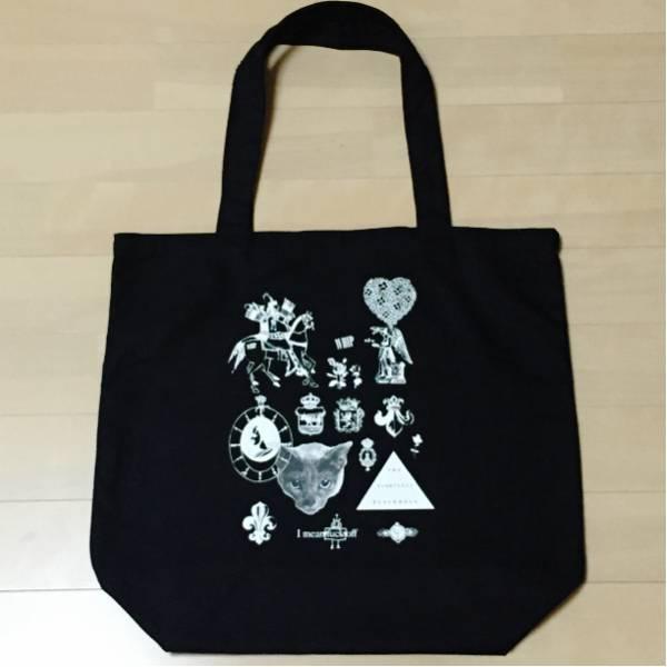 完売★黒夢 トートバッグ collage 清春 SADS MaD アンディ猫cat